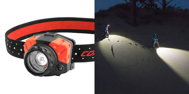 2. Coast FL85 Dual Focus LED Headlamp