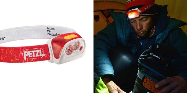 3.PETZLActik Core LED Headlamp Review