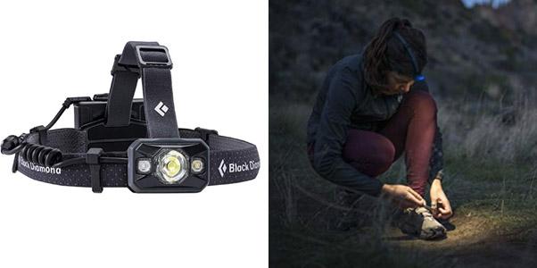 4. Black Diamond Icon LED Headlamp