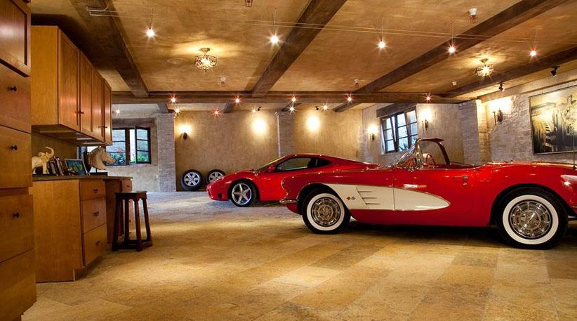 large garage lighting ideas | Best LED Garage Lighting Ideas [& Workshop Lighting] | LED ...