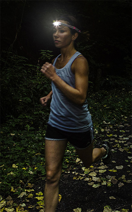 Best Weight for LED Headlamp for Running