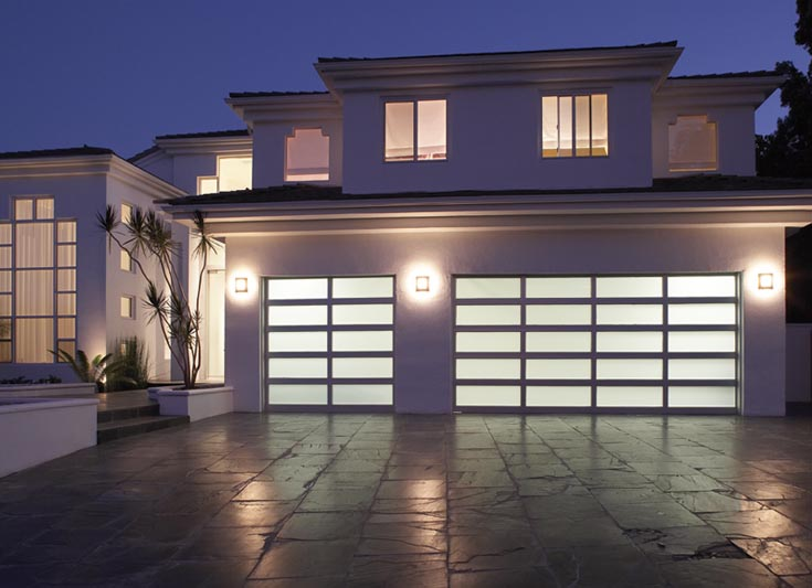 Garage Door Design Ideas