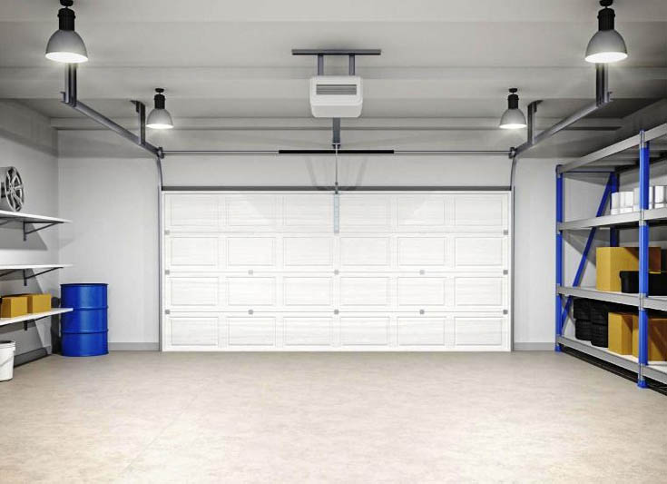 Led Garage Ceiling Lights Uk