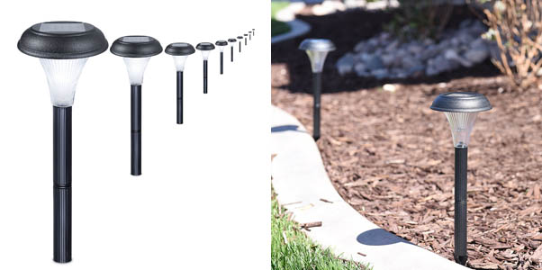 Gardenbliss Garden Path Best Solar Lights