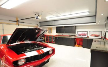 LED Garage Lighting Ideas