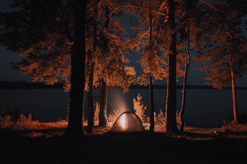 Power Source of LED Camping Light