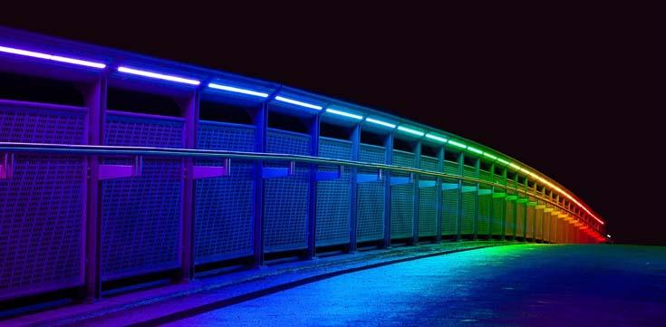 RGB LED Colors