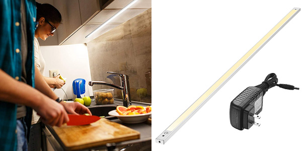 10. Lux Light 36 inches Under Cabinet Lighting