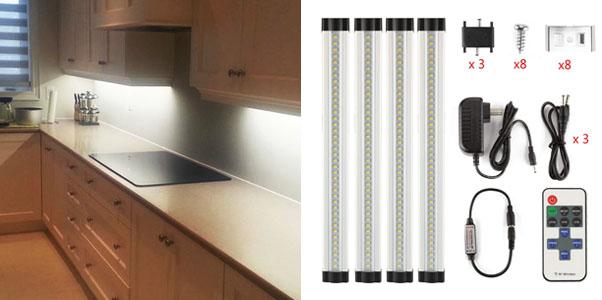 best led under cabinet lighting for kitchens led light guides rh ledlightguides com
