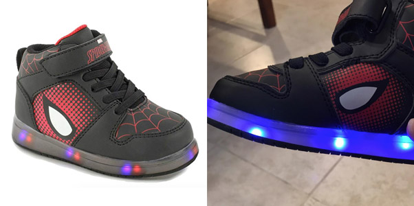 c6615d8507725 Best Light Up Shoes For Kids  LED Sneakers for Boys   Girls