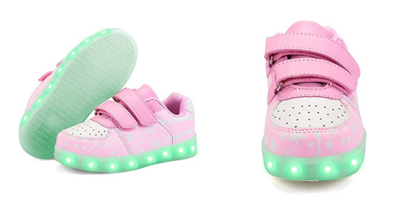 Best Light Up Shoes For Kids  LED Sneakers for Boys   Girls   b6c057bef