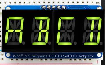 Alphanumeric Types of LEDs