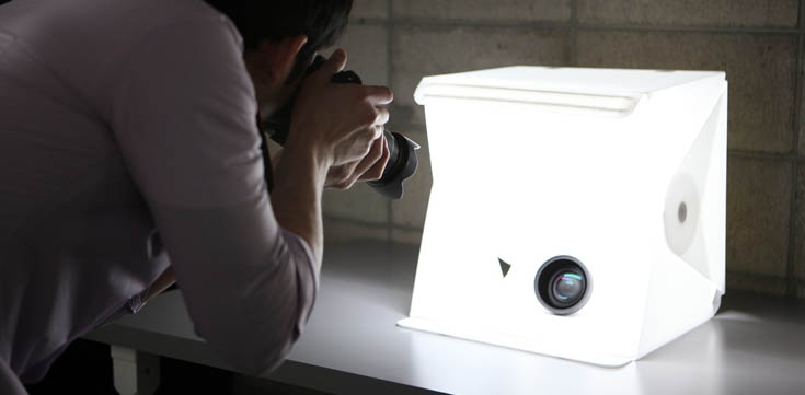 Best Light Box Kits For Product Photography Led Light Guides