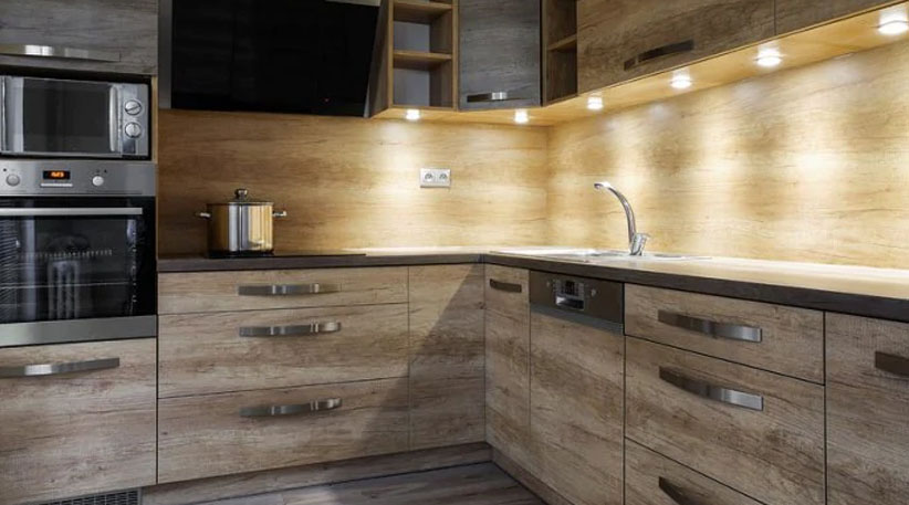 Best Under Cabinet Lighting Led Strip Light Counter