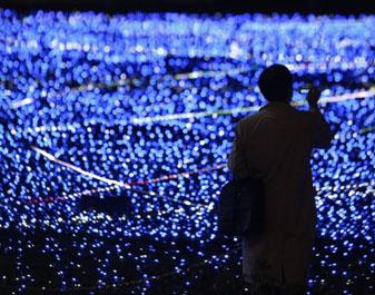 How Do Blue LEDs Work