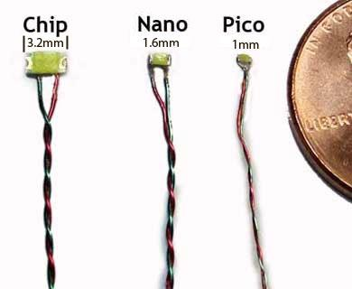 Nano Pico LED Lights