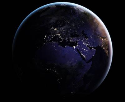 Worldwide Energy Usage