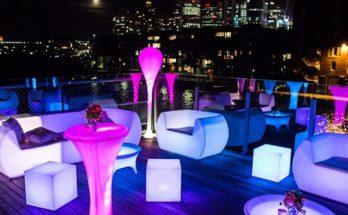 Best LED Light Up Furniture