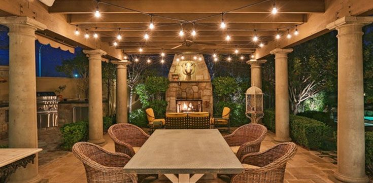 Best Outdoor String Lights Patios Gardens Amp Backyards