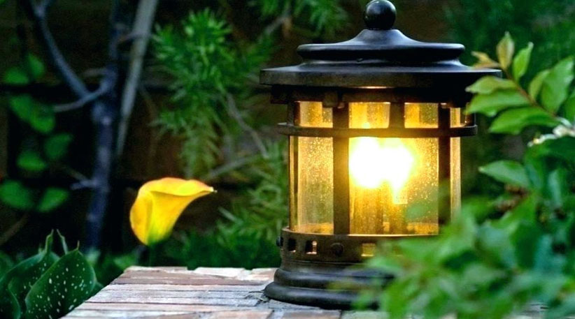 Best Solar Lamp Posts [Powered Outdoor Light Posts] | LED