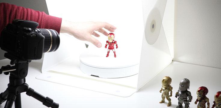 Foldio 3 Product Photography Light Box