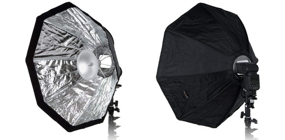Fotodiox EZ-Pro Flash Octagon Softbox K60