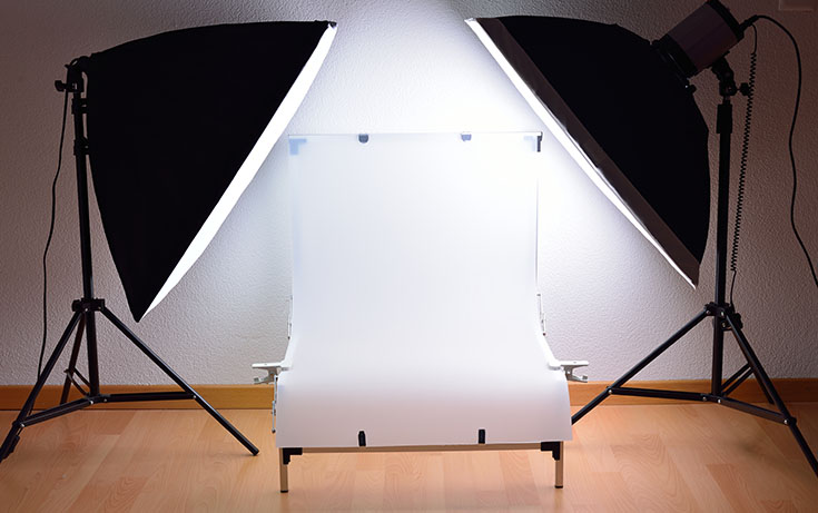 Softbox Photography Lighting