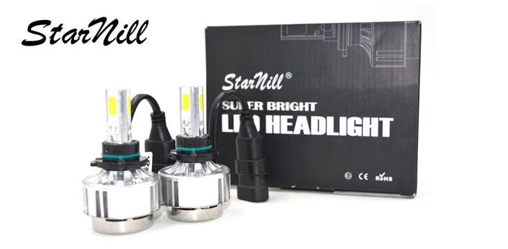 Starnill LED headlight review