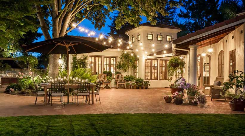 10 Great Deck Lighting Ideas For Your Outdoor Patio: Best Outdoor String Lights [Patios, Gardens & Backyards