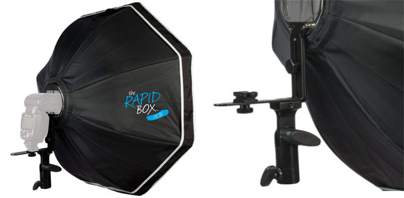 Westcott Rapid Box 26 Octa Speedlight Softbox Review