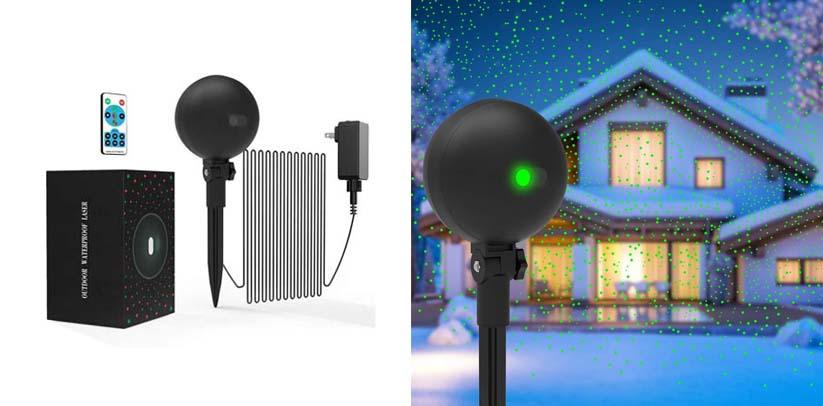 Christmas Lights Projector Laser Light