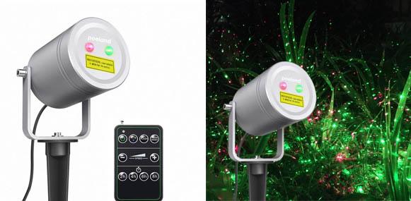 Poeland Firefly Garden Laser Light