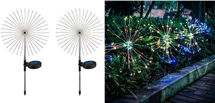 EpicGadget Solar Firework Lights