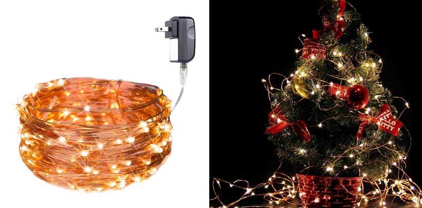 Fairy String Lights 40Ft 120 LED