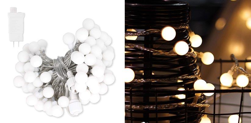 LED String Lights, by myCozyLite