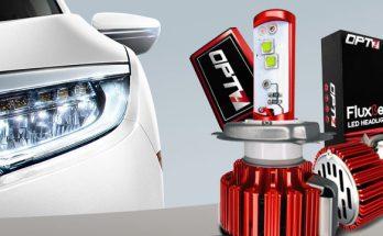 OPT7 Fluxbeam X Headlight Review