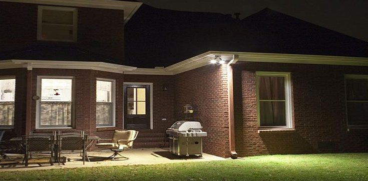Best Led Motion Sensor Lights For Outdoor Security Motion