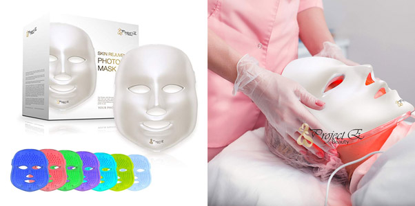 2. Project E Beauty 7-Color LED Mask