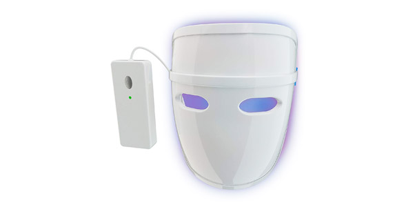 4. Pulsederm Acne-Clearing Light Therapy Mask