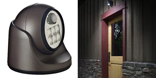 5.Fulcrum Light-It LED Porch Light