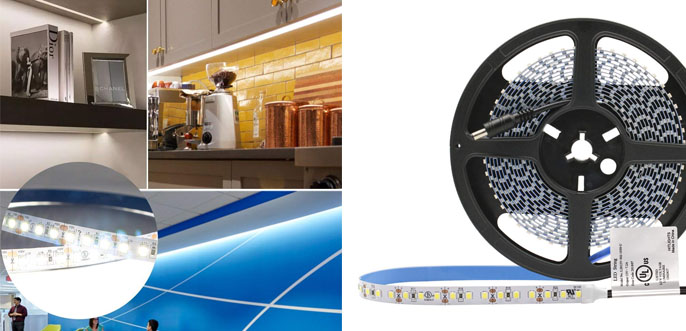 5. Hitlights LED Strip Light