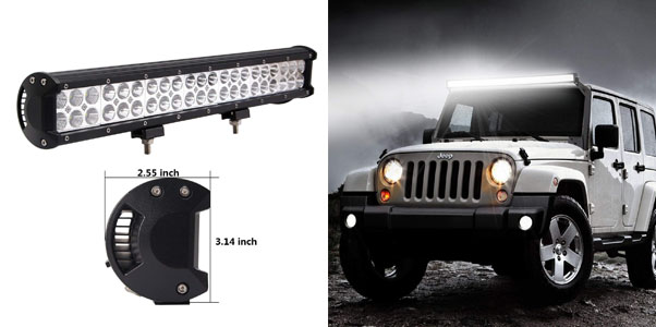9. Senlips Cree LED Light Bar