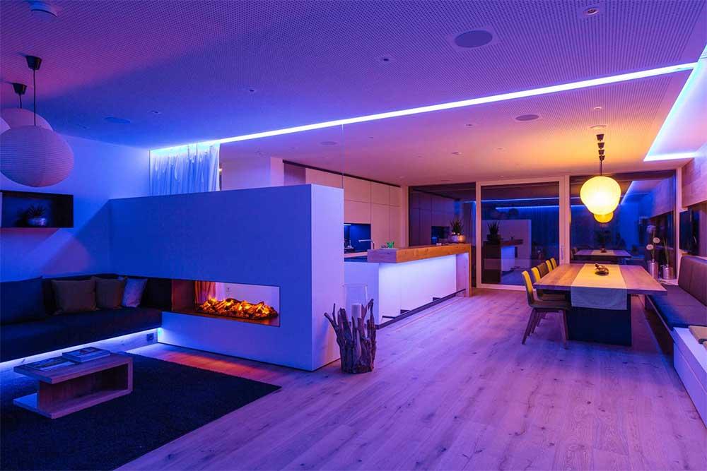 Colorful Mood Lighting Tips