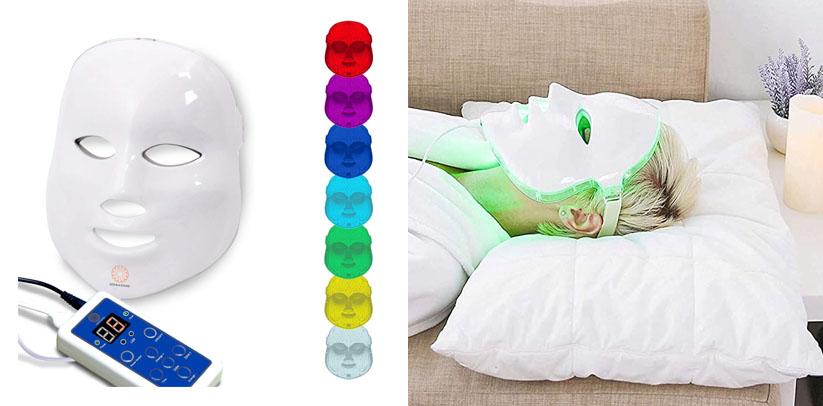 Dermashine Pro 7 Color LED Mask for Face