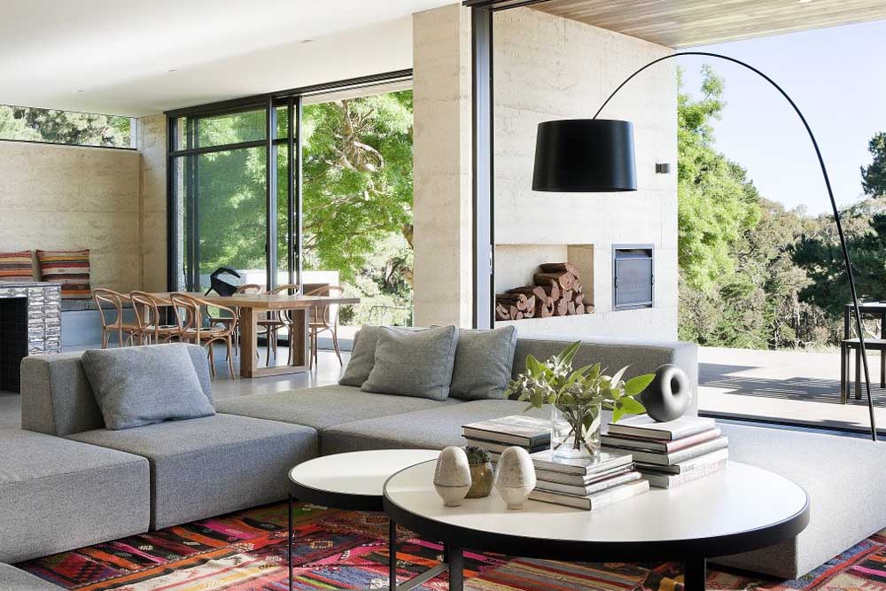 Freestanding Tall Living Room Lamps