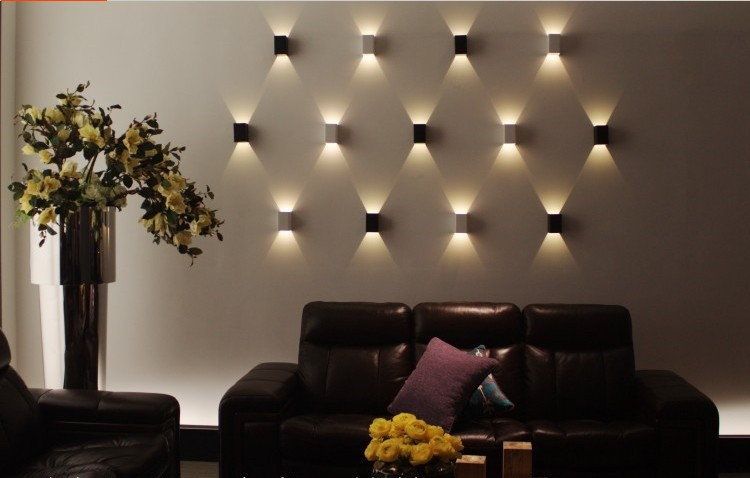 LED Wall Lighting Fixtures