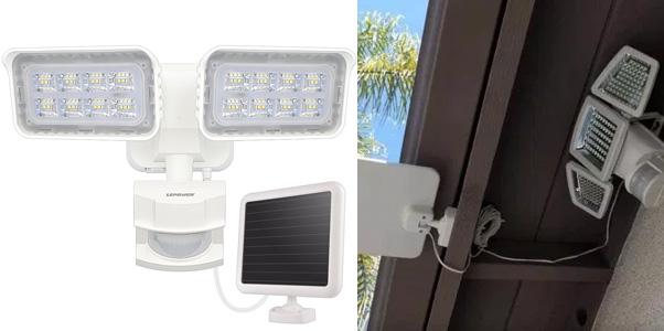 LEPOWER Adjustable Head Flood Lights