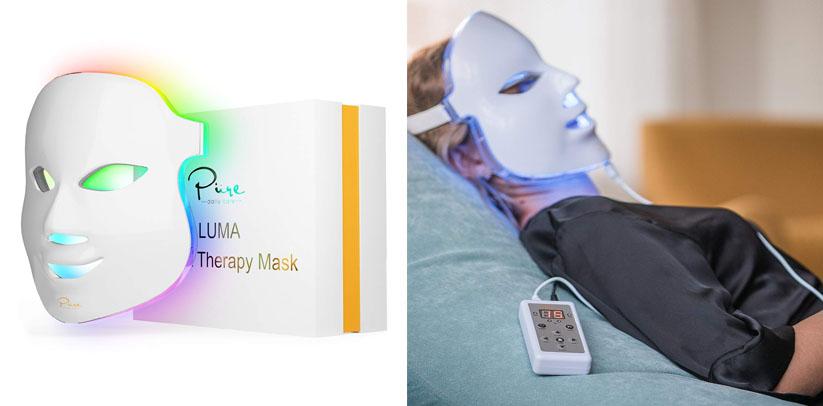 Luma LED Skin Therapy Mask - Home Skin Rejuvenation