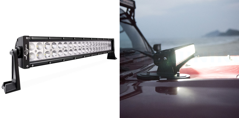MICTUNING Combo Led Light Bar