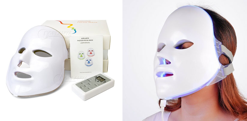 NORLANYA Photon Therapy Facial Skin Care Treatment